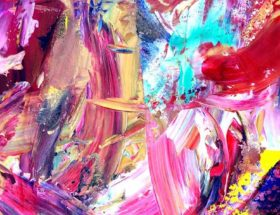 Abstract Expressionism art by Asmodelle