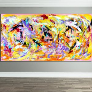 Apparent Complexity - Abstract Expressionism